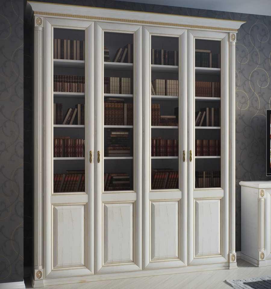 Дверцы для книжных шкафов на заказ.