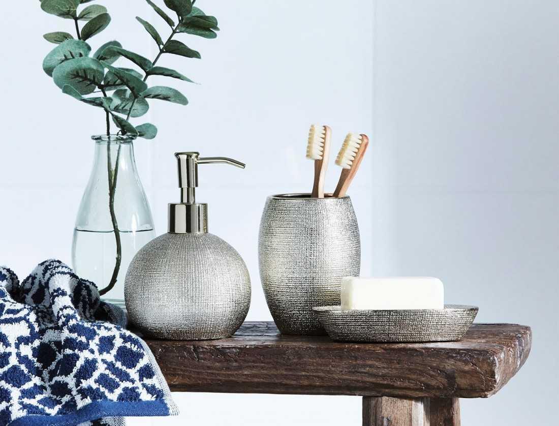 Аксессуары для ванной — 95 фото разнообразных и функциональных дизайнерских решений в ванной комнате