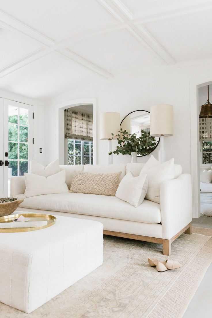 Белая мебель в интерьере: варианты декоративного оформления и стили интерьера (140 фото-идей)