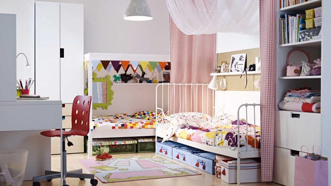 Детская мебель ИКЕА — обзор популярных моделей и их основных преимуществ (98 фото). Каталог 2017 года!