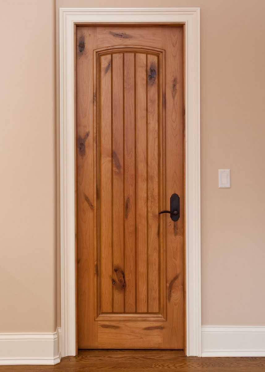 Двери из массива на заказ - Деревянные Интерьеры