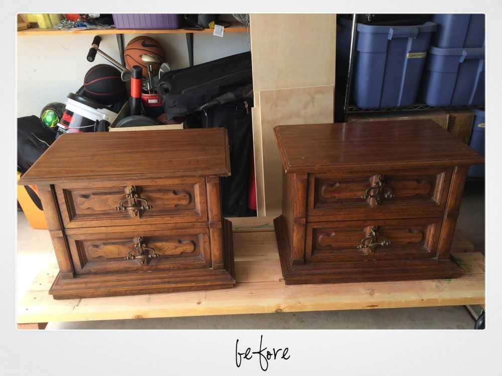 Как отреставрировать старую этажерку своими руками фото 98