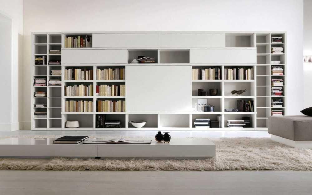 Книжный шкаф: 129 фото многообразия вариаций стиля и дизайна от известных брендов