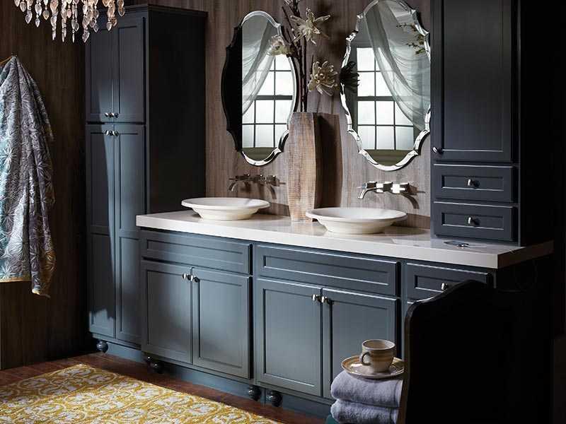 Комод для ванной — разновидности, основные материалы и стильный дизайн (90 фото-идей)