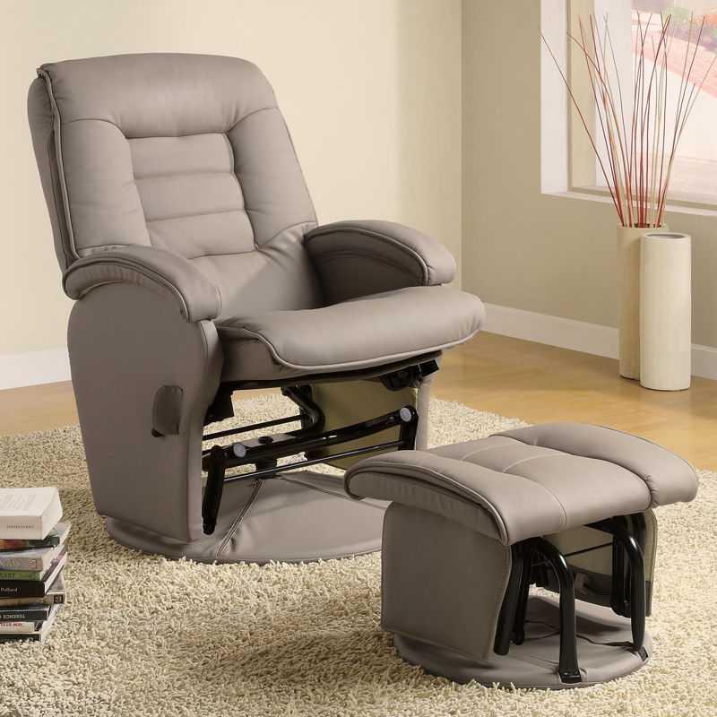 Кресло глайдер — что это такое, основные функции и характеристики. 103 фото функциональных кресел в интерьере