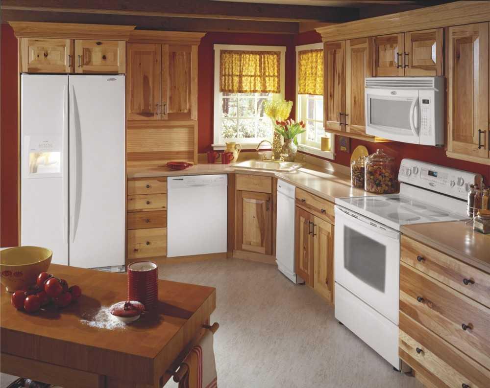 Кухни из массива дерева — 111 фото стильных модульных конструкций в интерьере кухни