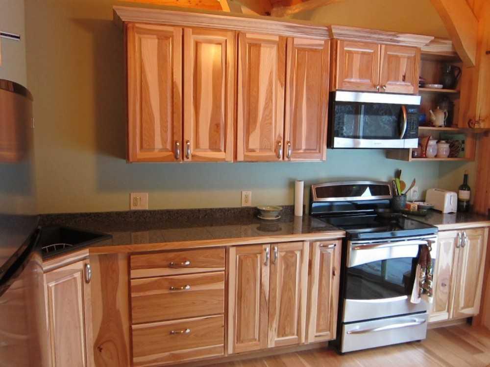 Кухонные шкафы: 110 фото тумб. дизайн нижних и подвесных шка.
