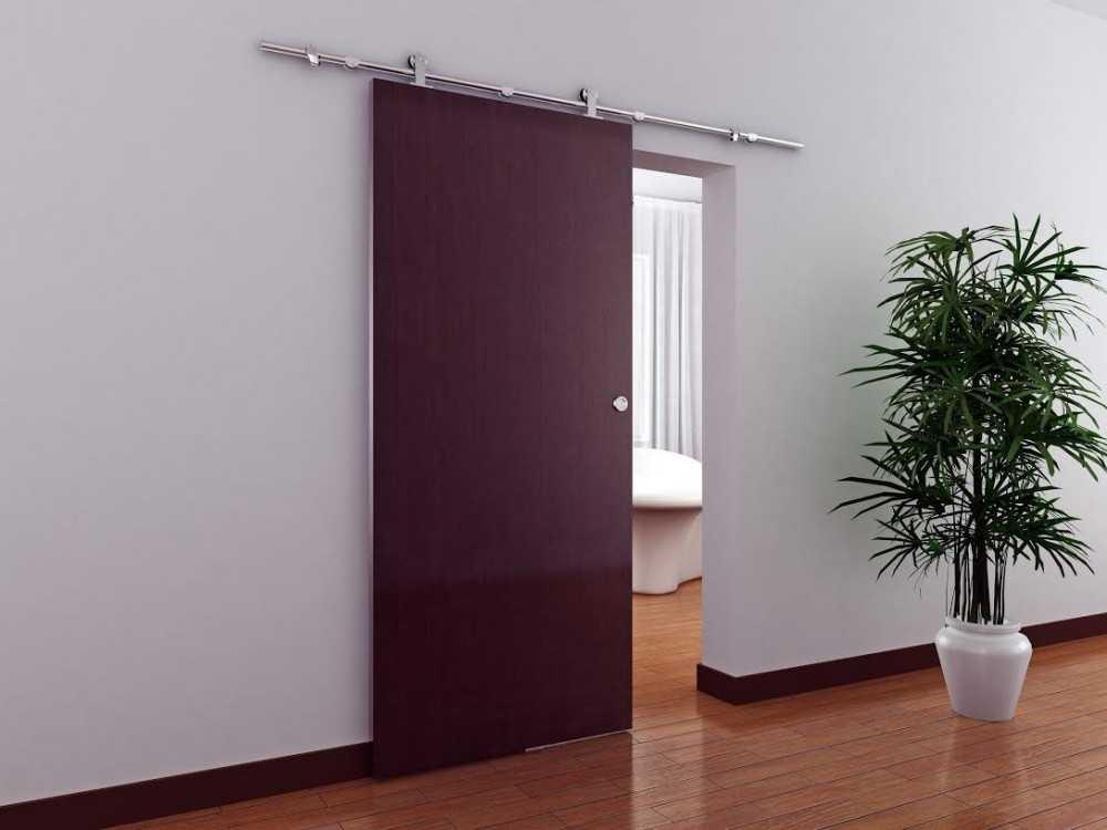 откатные механизмы для межкомнатных дверей