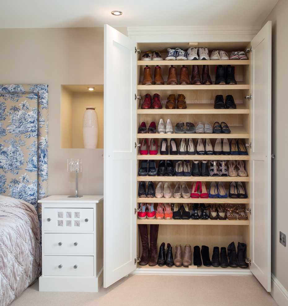 Шкафы для обуви своими руками фото 850