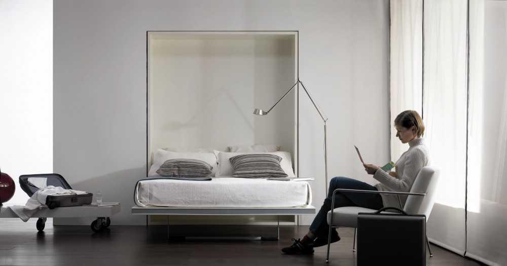 Шкаф-кровать — 103 фото раскладной мебели. Обзор всех плюсов и минусов