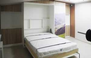 Как сделать постель на шкафу 466