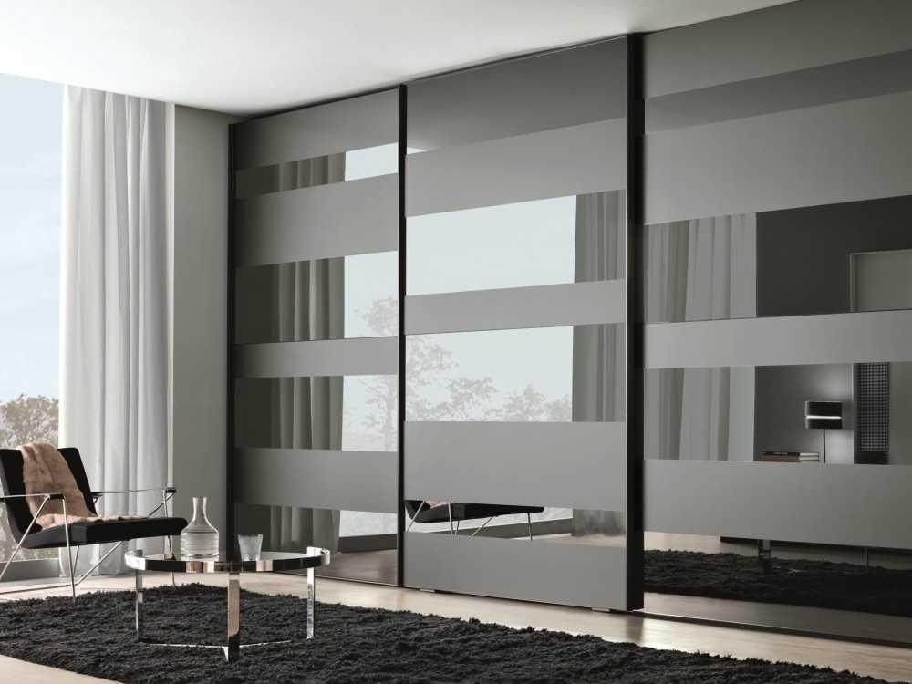 Шкаф в гостиную — популярные направления в оформлении и применение в интерьере (99 фото)