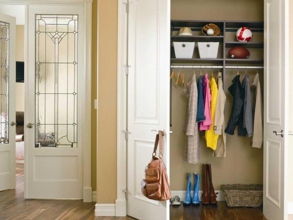 Шкаф в прихожую: 78 фото модных шкафов в интерьере и советы по выбору