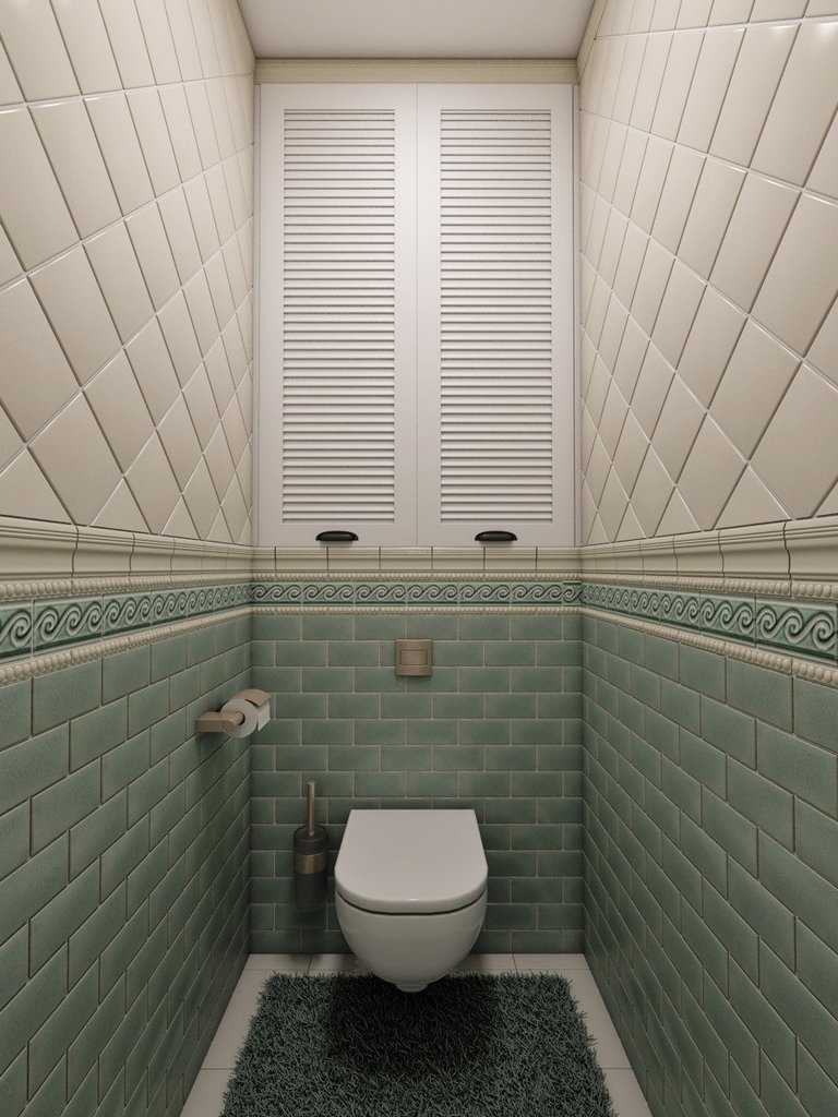Туалет дизайн маленькая