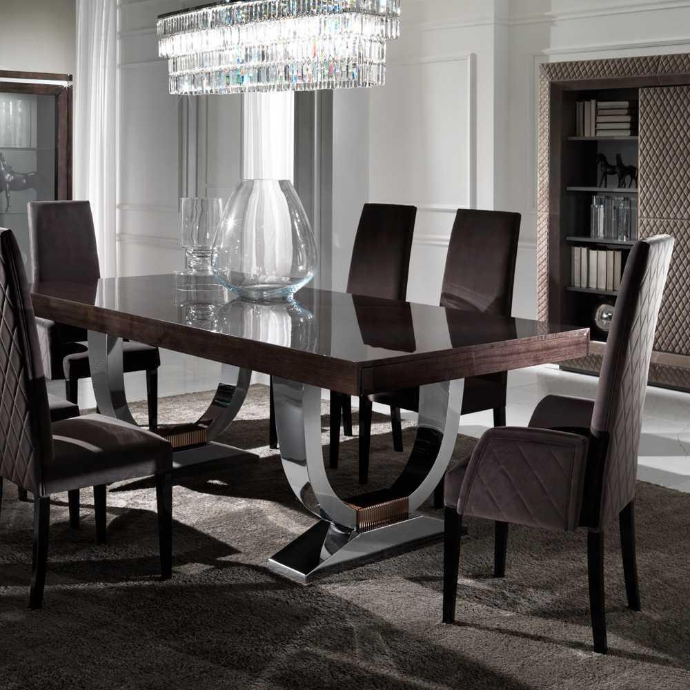 Современные столы — оригинальные стильные дизайнерские модели рабочих и кухонных столов (100 фото)