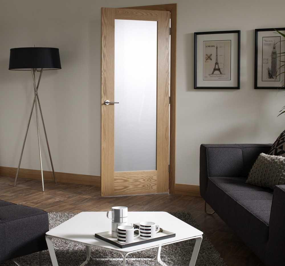 Стеклянные двери — 100 фото эксклюзивного дизайна для современного интерьера!