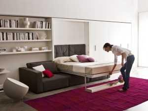 диван трансформер 116 фото готовой продукции в дизайне интерьера