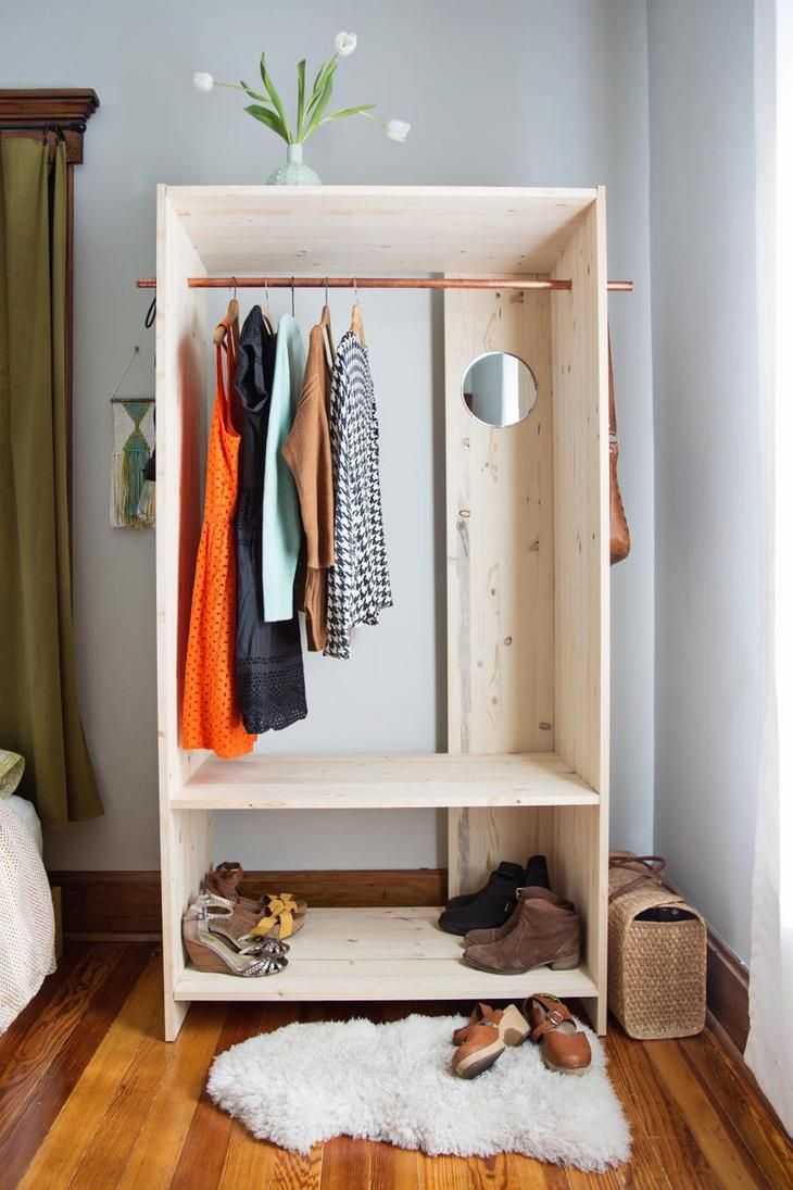 Дизайн шкафов своими руками фото